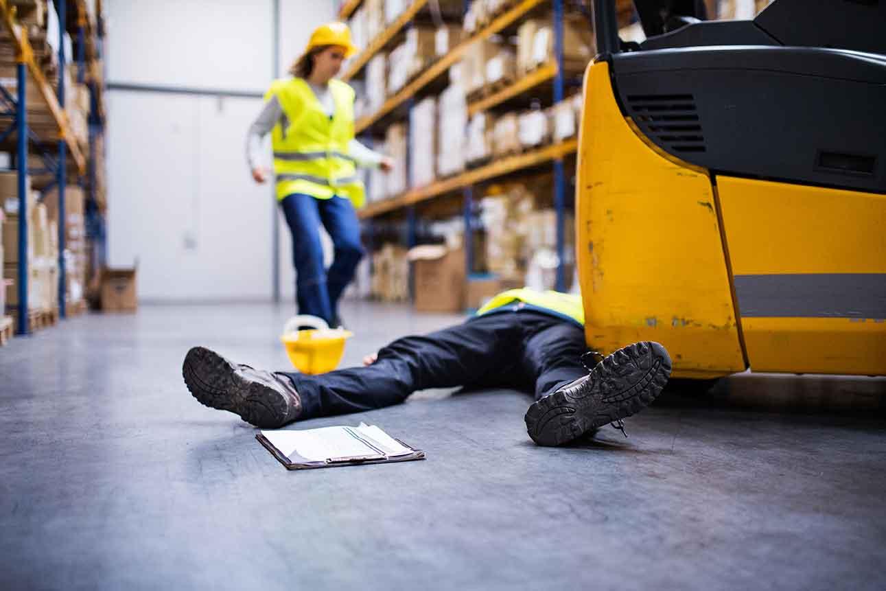 Accidente Laboral Por Grupo GAMI Y Su Servicio Medico Empresarial